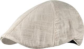 ee27b3464942a Amazon.com  Beige - Newsboy Caps   Hats   Caps  Clothing