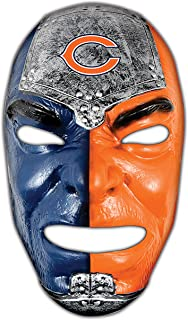 NFL Fan Face Mask - Team Fan Masks for NFL Football Games and Tailgates - Sports Fan Face Mask - Face Paint Masks