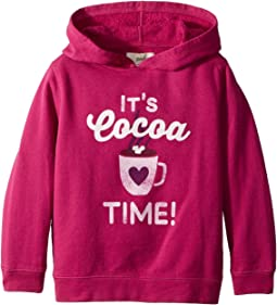 PEEK - Its Cocoa Time Hoodie (Toddler/Little Kids/Big Kids)