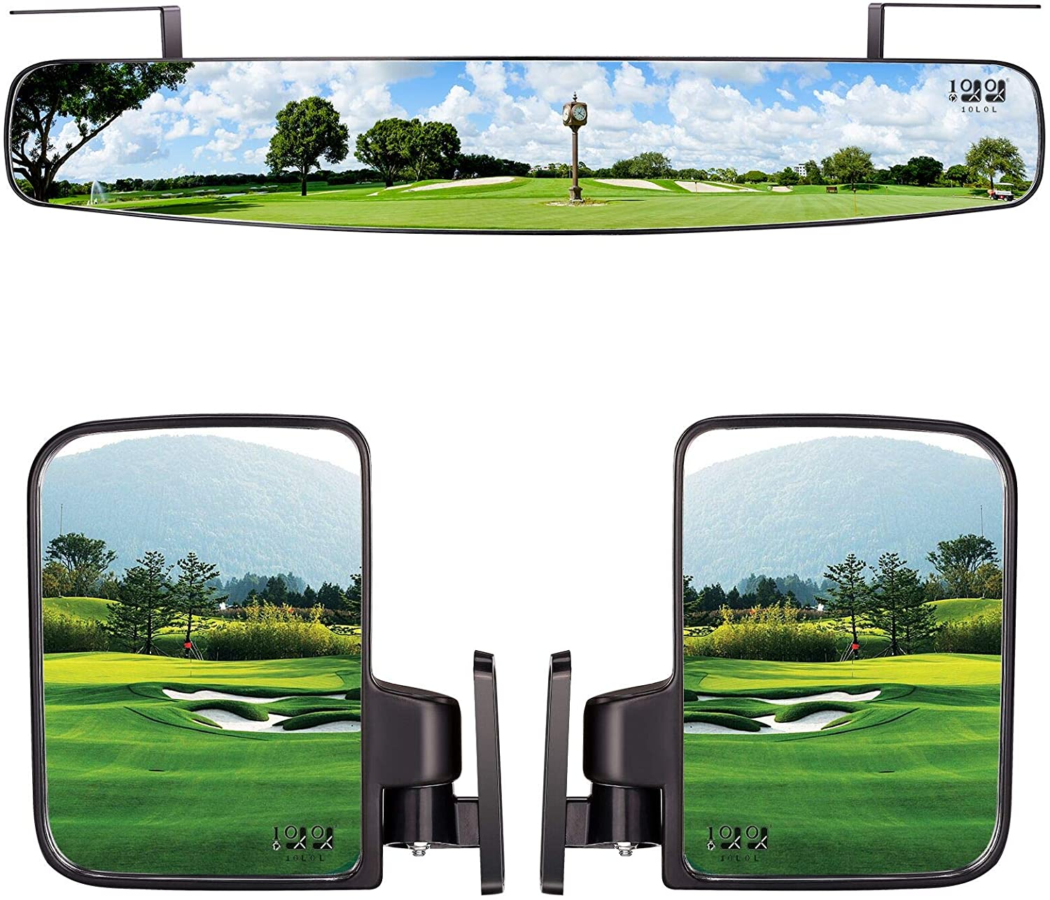 Club Car Accessories (Buying Guide 2021) - Mirrors