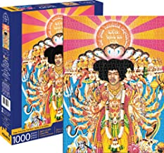 NMR DISTRIBUTION Jimi Hendrix Axis: Bold As Love Album Cover 1000 Piece Jigsaw Puzzle