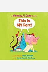 Monkey and Cake: This Is My Fort Audible Audiobook