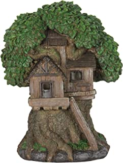 Best tree stump fairy house roof Reviews