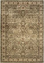 "product image for Orian Rugs Tree of Life Green 6'5""x9'6"""