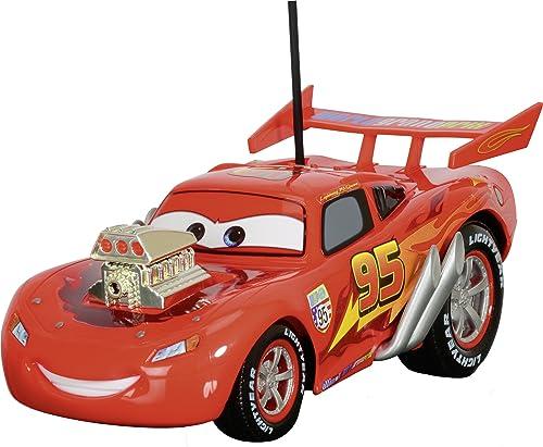 ¡envío gratis! Dickie Toys Hot Rod McQueen Remote Remote Remote controlled car - Juguetes de control remoto (22 cm)  tienda en linea