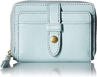 Women's Fiona Leather Zip Around Coin Wallet