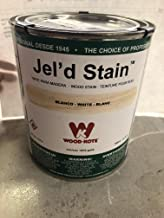 WOOD KOTE PRODUCTS INC 214-4 QT WHITE JEL FT. D STAIN 214-4
