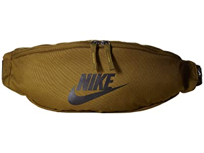 Nike Heritage Hip Pack (Olive Flak/Olive Flak/Black) Bags