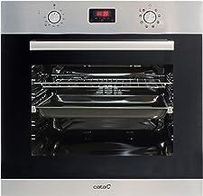 Cata CMD 8008 X (Medio, Horno eléctrico, 70 L, 1350 W, 0-250 °C), 2250 W, 70 litros, Acero Inoxidable