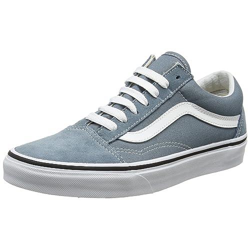 4f626016c8 Vans Unisex Old Skool Classic Skate Shoes