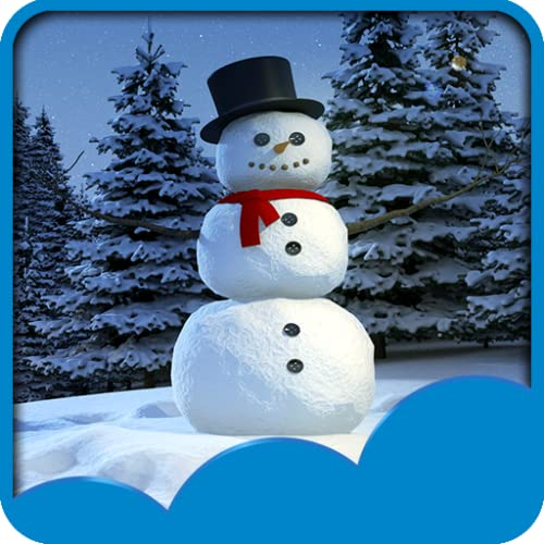 Snowman Live Wallpapers