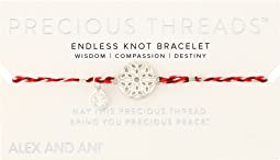 Precious Threads Endless Knot Sangria Braid