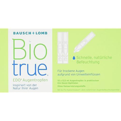 Bausch & Lomb Biotrue Augentropfen EDO (10 x 0,5 ml)