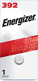 Energizer 392 Silver Oxide Batteries (1 Battery Count)