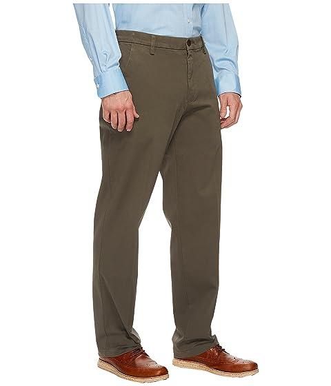 Flex Pebble Fit oscuro Khaki Pantalones 360 Smart Workday Dockers Classic q8qRn01Z