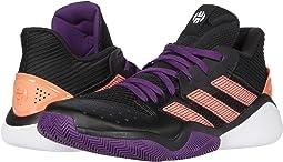 Core Black/Glory Purple/Signal Coral