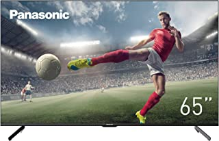 """Panasonic 4K HDR UHD Smart 65"""" Android TV, Chromecast built-in, Shahid VIP, DTS and Dolby Audio, Slim Design TV, TH-65HX750"""