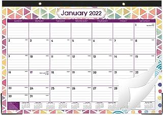 "2020 Desk Calendar - Desk Calendar 2020, Large Monthly Page Desk Calendar, Jan 2020 - Dec 2020, 17"" x 12"", Large Ruled Blo..."