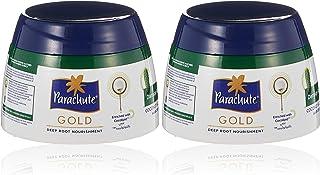 Parachute Damage Repair Gold Hair Cream For Women, 2 x 140 ml