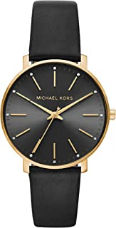 Michael Kors Women's MK2747 Analog Quartz Black Watch
