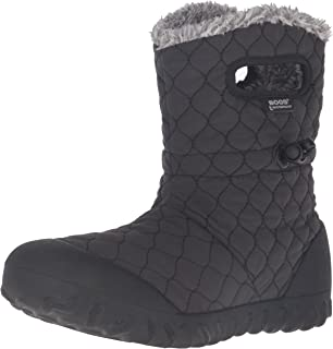 Best women's bogs b moc quilted puff boots Reviews