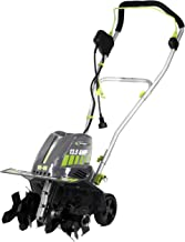 Earthwise TC70016 16-Inch 13.5-Amp Corded Electric Tiller/Cultivator, 16-Inch, 13.5-Amp Corded, Grey