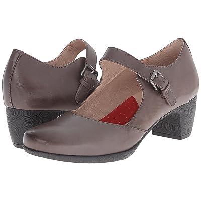 SoftWalk Irish (Dark Grey Kid Leather) High Heels
