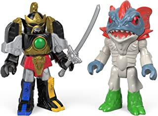 Fisher-Price Imaginext Power Rangers Thunder Megazord & Pirantishead