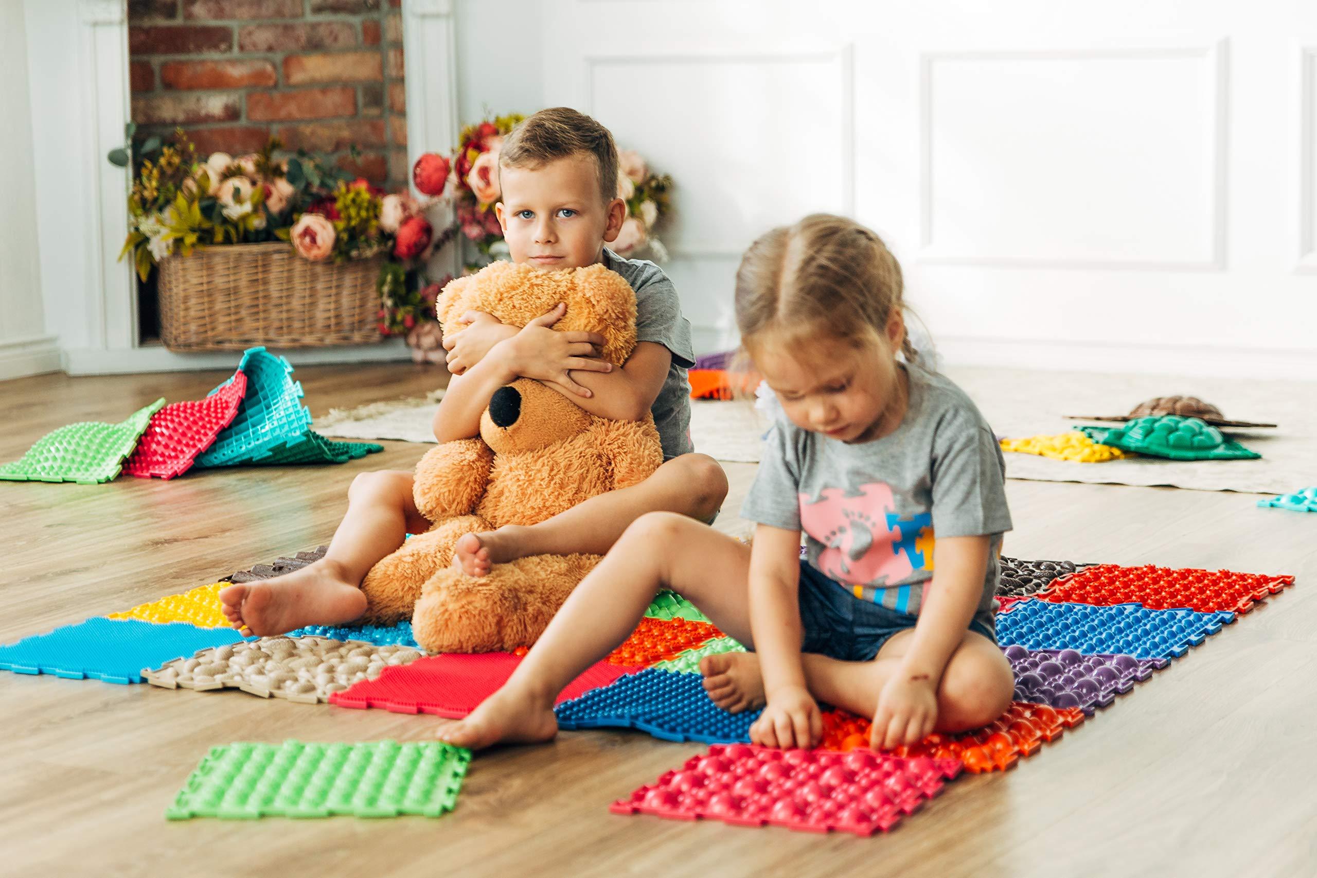 Ortho Alfombra Infantil Ortopédica para Niños con Piezas
