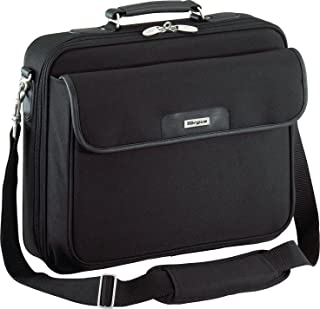 Targus Traditional Notepac Bag for 15.6-Inch Laptop, Black (OCN1)