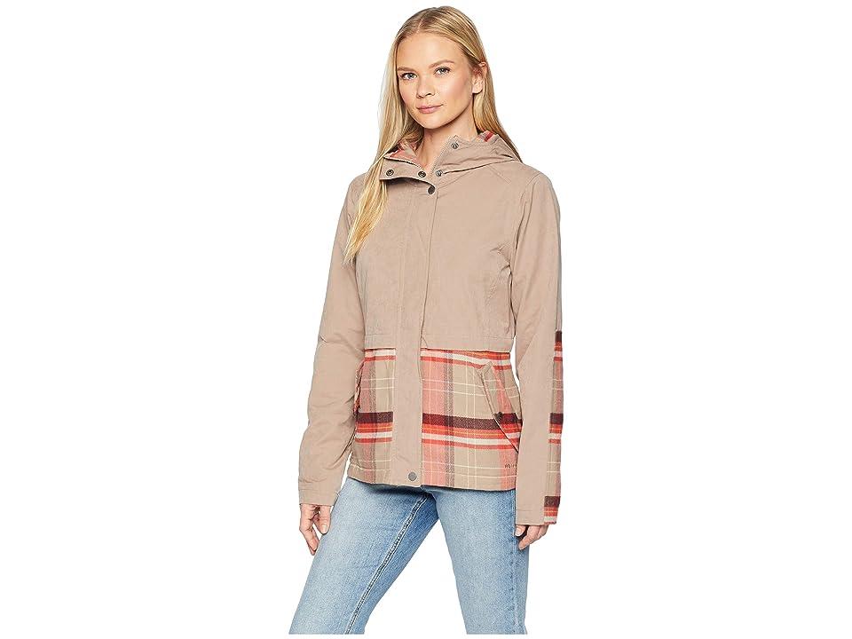 Marmot Dakota Jacket (Cappuccino/Cappuccino) Women