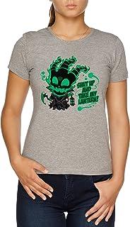 Vendax Shut UP and Take MY Lantern!! Camiseta Mujer Gris