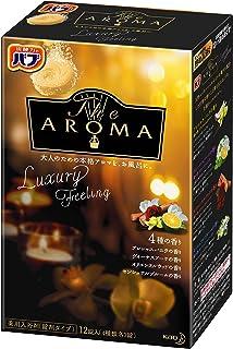 バブ The Aroma Luxury Feeling 12錠入 (4種類各3錠入)