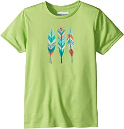 Trailtastic Short Sleeve Shirt (Little Kids/Big Kids)