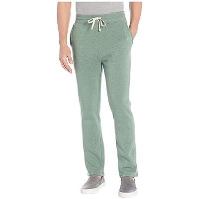 Alternative Eco Fleece The Hustle Open Bottom Sweatpants (Eco True Dusty Pine) Men