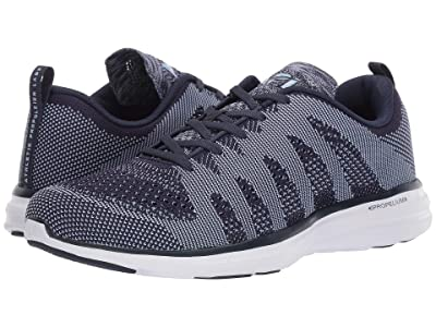 Athletic Propulsion Labs (APL) Techloom Pro (Navy/Sky/White) Men