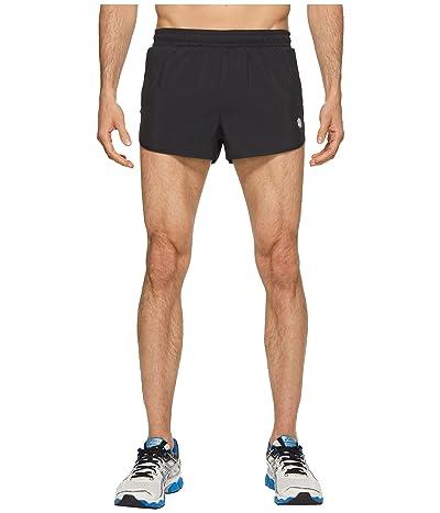 ASICS Run Split Shorts (Performance Black) Men