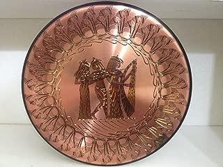 Best antique egyptian copper plates Reviews