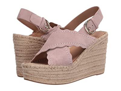 Marc Fisher LTD Aria (Light Pink Suede) Women
