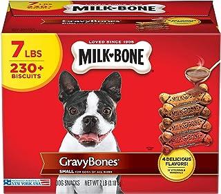 Milk Bone Gravy Treats Flavors Variety - 11.98
