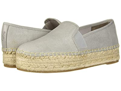 Circus by Sam Edelman Christina (Fog Grey New Shimmer Suede) Women
