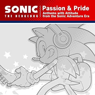 Sonic The Hedgehog ''Passion & Pride'' Anthems with Attitude from the Sonic Adventure Era - Instrumental Collection
