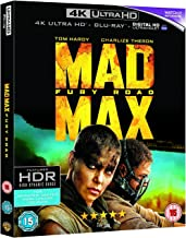 Mad Max Fury Road (Blu-Ray ) 2016