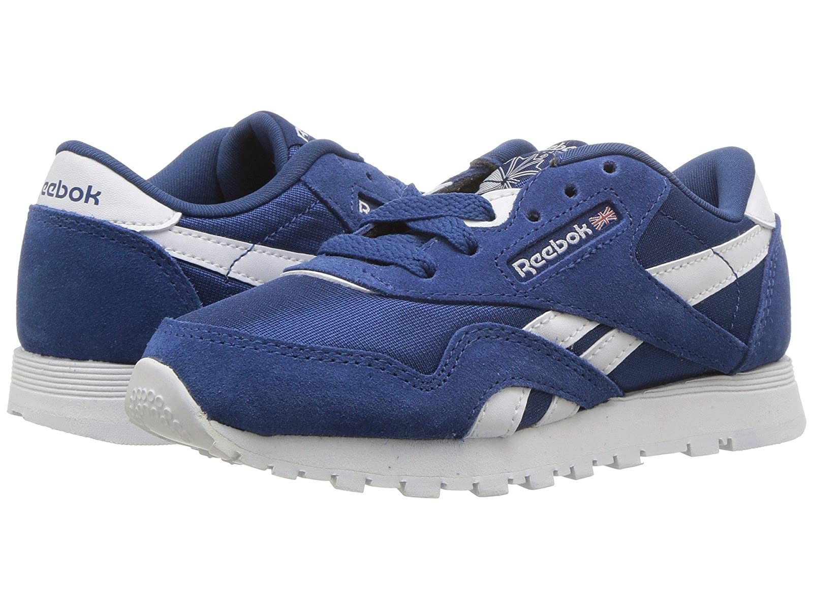 Reebok Kids Classic Nylon (Little Kid)Atmospheric grades have affordable shoes