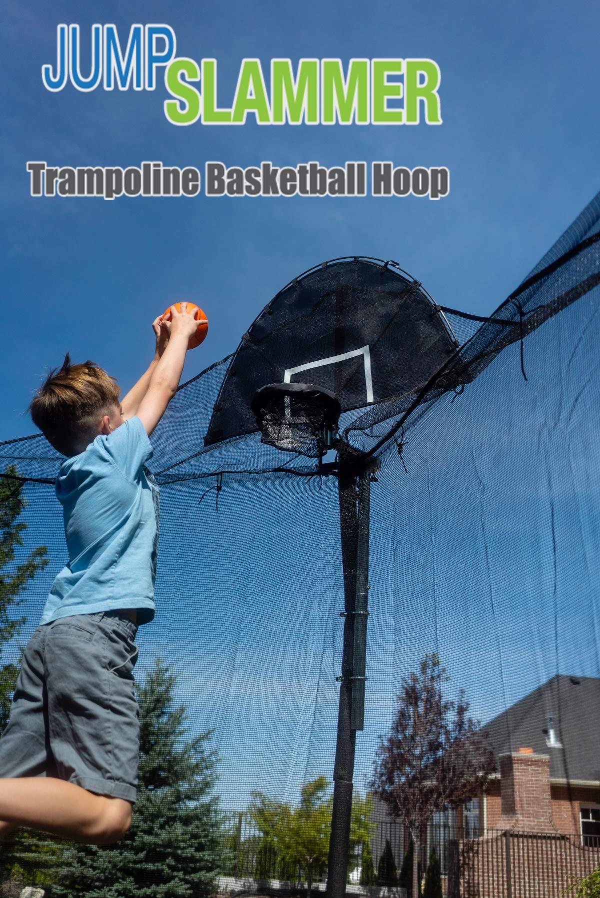 Trampoline Basketball Included Lifetime Warranty