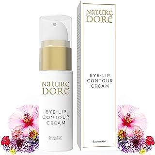 Crema Para Contorno Ojos con Ácido Hialurónico Puro 100% Antiarrugas Aceite De Tamanu Organica - Detiene Hidrata Las Oje...