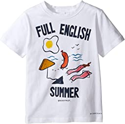 Burberry Kids - Full English Tee (Little Kids/Big Kids)