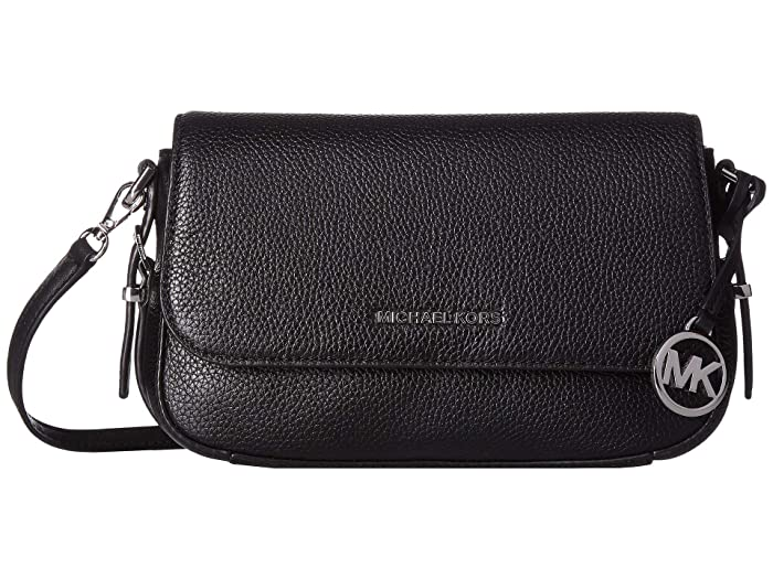 MICHAEL KORS LOGO FLAP CROSS BODY BAG