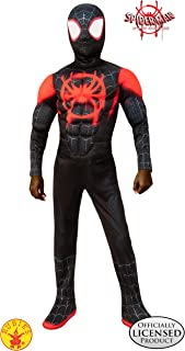 Spider Man Miles Morales Spider-Man: Into The Spider-Verse Costume