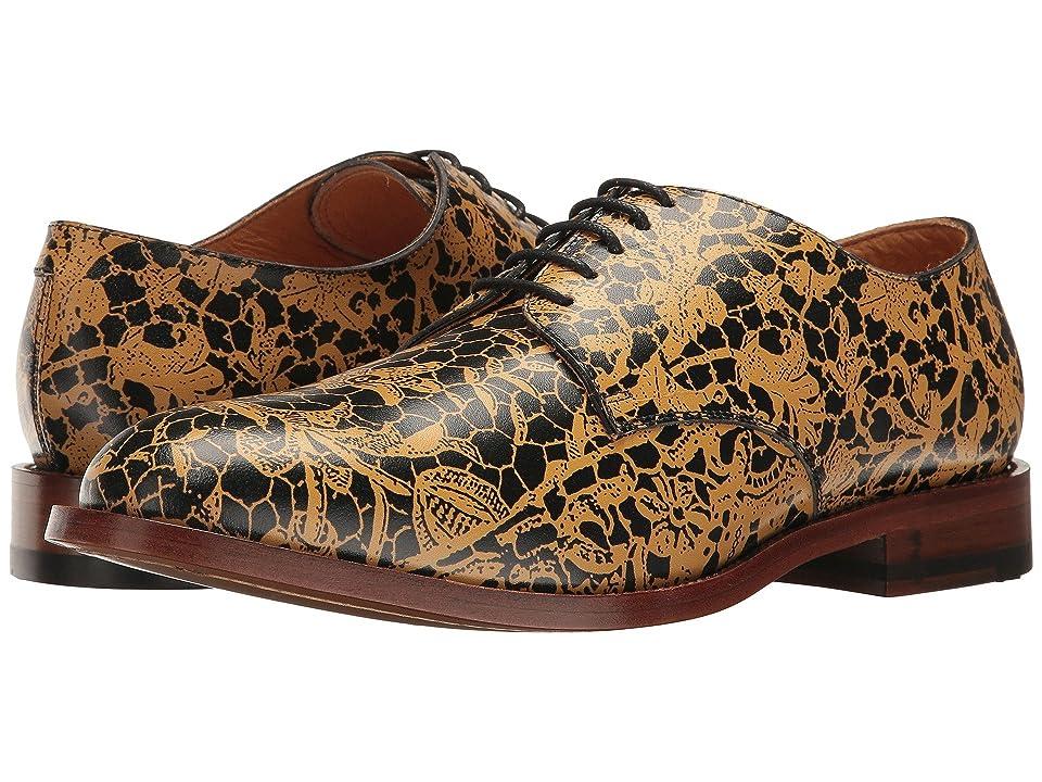 Vivienne Westwood Utility Derby Shoe (Mustard/Black) Men